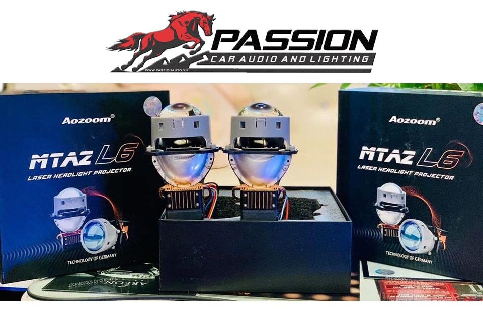 Đèn Bi Laser MT AZ L6 - Chính Hãng | Passionauto