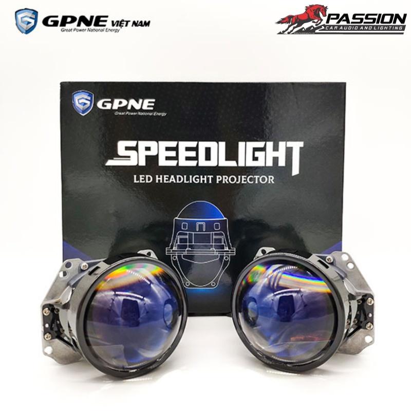 Đèn Bi Led speedlight tại passionauto