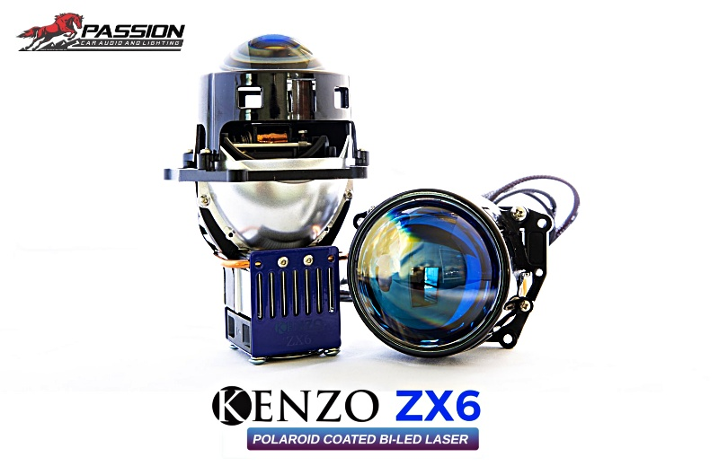 Đèn Bi Led Kenzo ZX6 - Chính Hãng | Passionauto