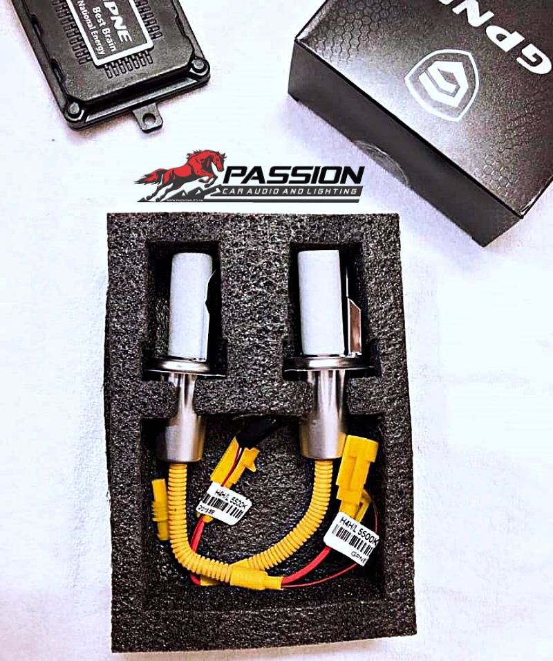 combo full bộ Xenon GPNE ( Bóng và Ballast ) H1, H4, H7, H11, 9005 - Chính Hãng tại PassionAuto