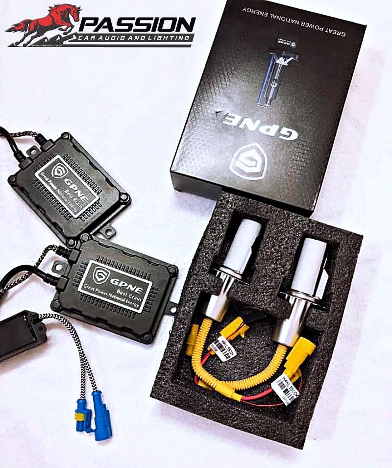 Combo Xenon GPNE ( Bóng + ballast) H1, H4, H7, H11, 9005 - Chính Hãng | PassionAuto