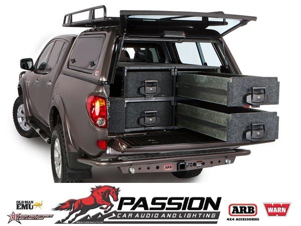 mua Hộc Chứa Đồ Kéo ARB LC100 100AIRFK | PassionAuto