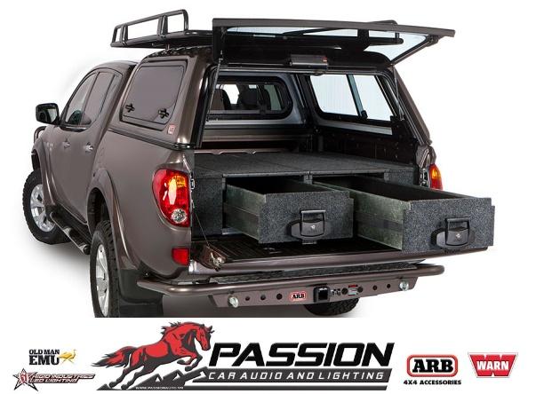 bán Hộc Chứa Đồ Kéo ARB LC100 100AIRFK | PassionAuto