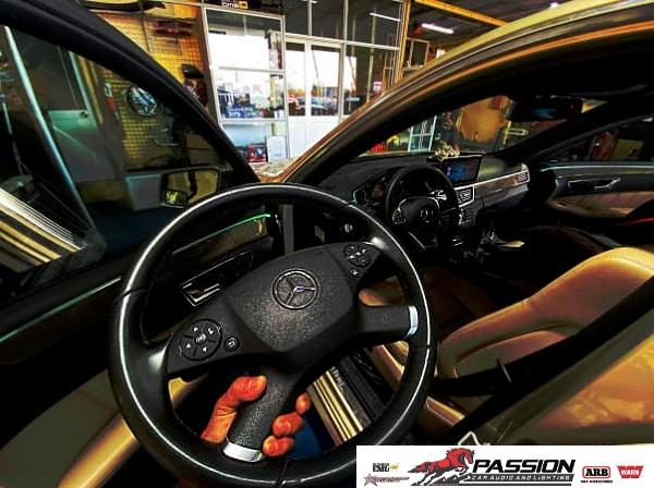 Mercedes E300 Độ Nhẹ Nhàng Và Sang Trọng tại PassionAuto