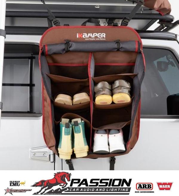 Túi Đựng Giày – iKamper Shoe Rack | PassionAuto