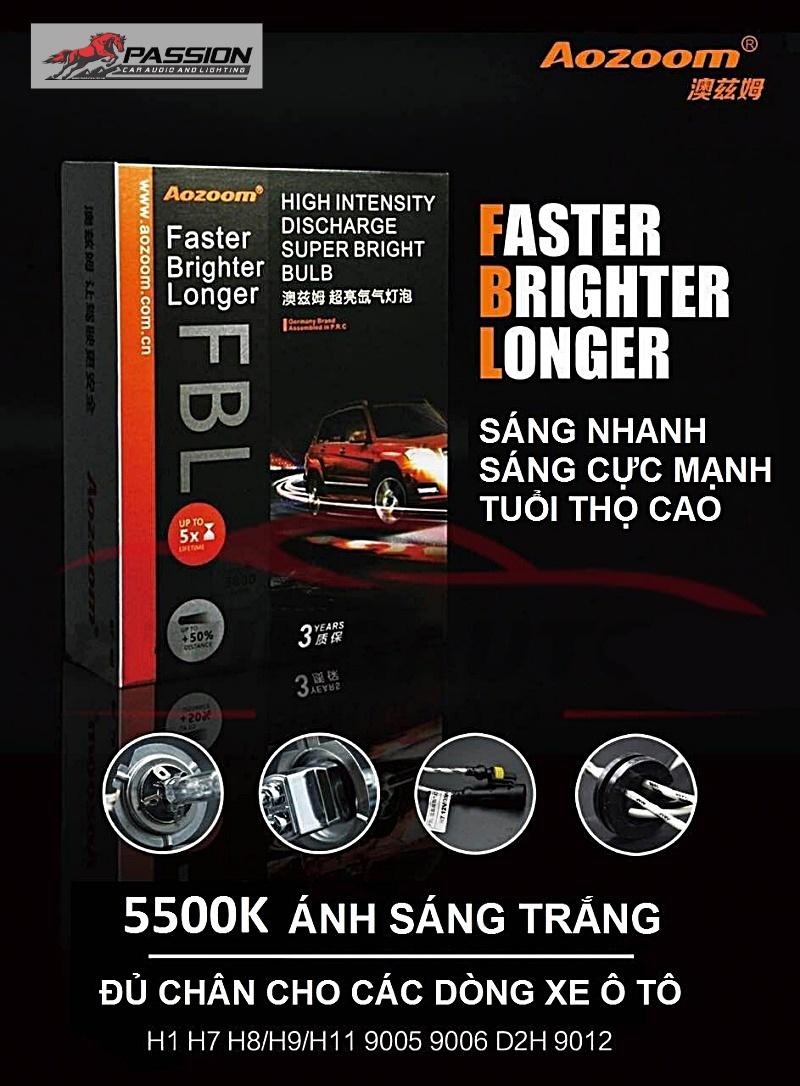 nơi bán bòng đèn tăng sáng cho ô tô xenon h11 fbl