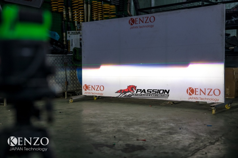 chiếu cos của đèn zx6