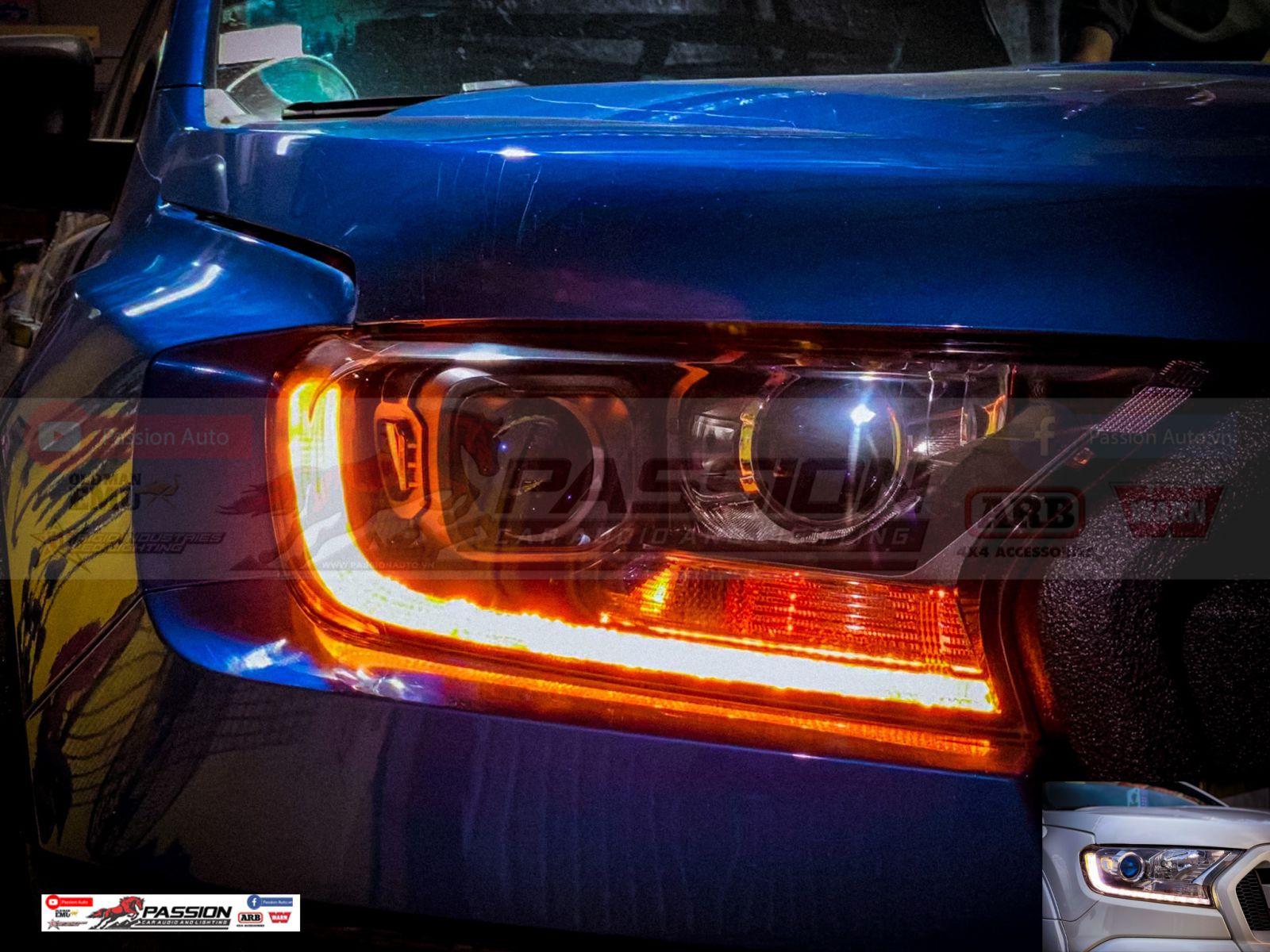 Passion Auto chuyên độ đèn cho xe ô tô giá rẻ