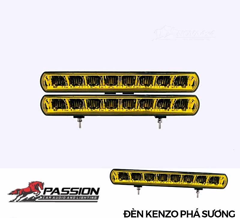 Đèn phá sương Led Bar Kenzo 80w | PassionAuto