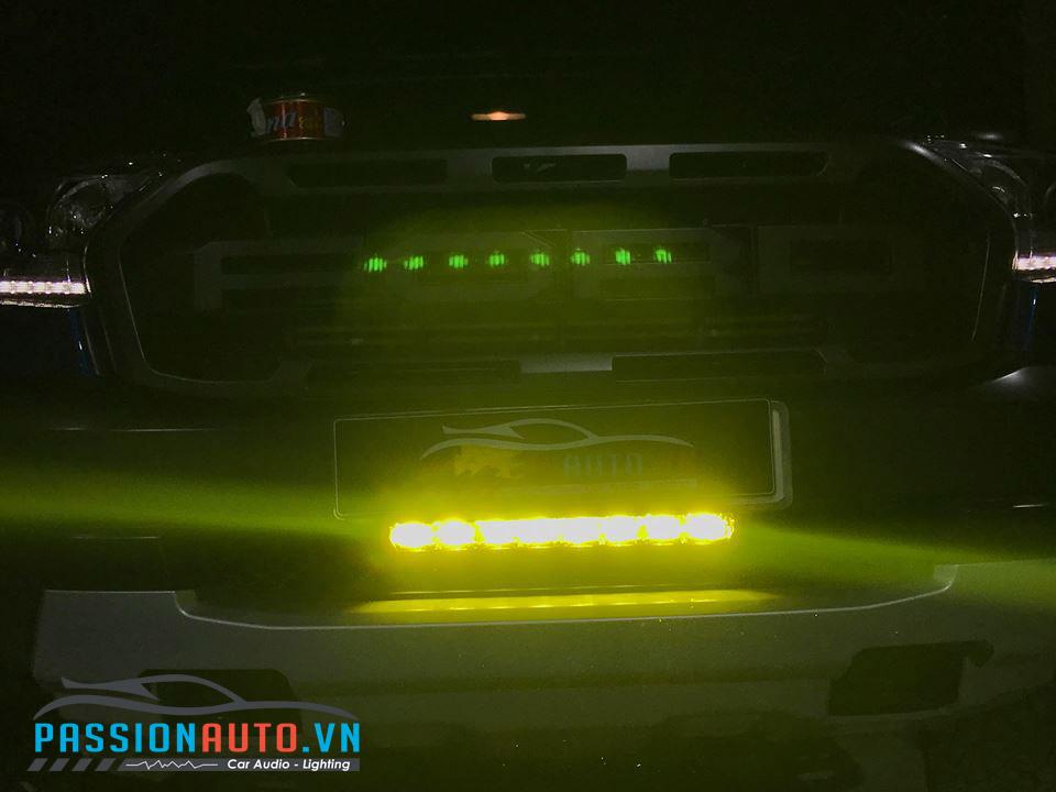 độ đèn led xe bán tải 3