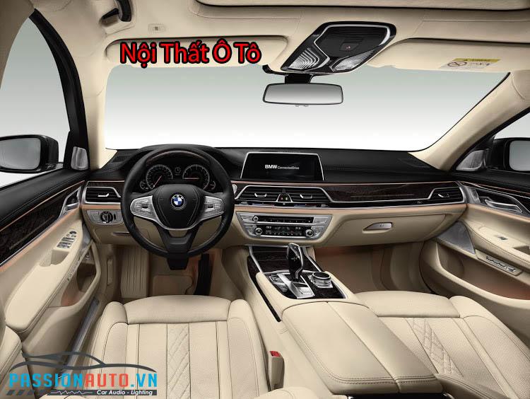 nội thất ô tô